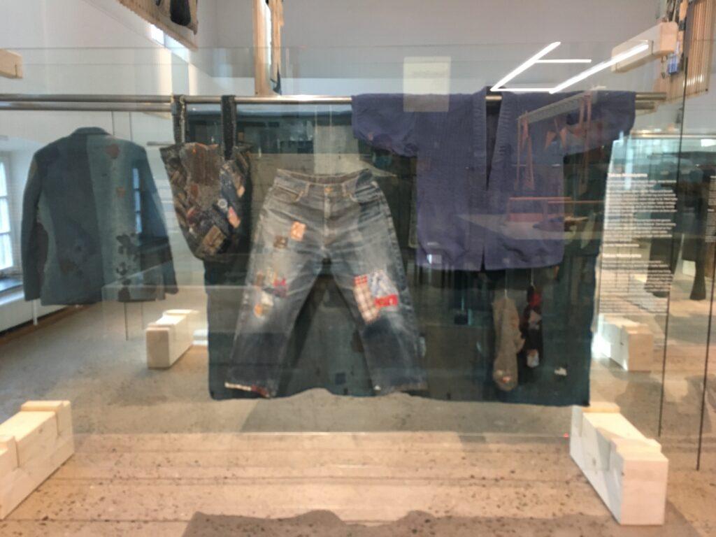 Utställning BORO Nödens konst på Östasiatiska museet